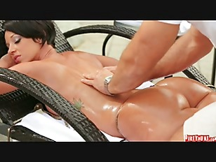 Picture Poolside Massage