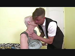 Picture Busty Mature BBW Fucks A Stud On Mature NL