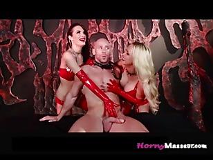 Horny Hosts Of Hell...