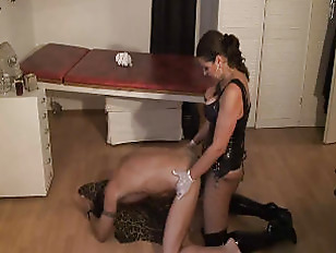 Mistress Brutal Ass Fuck...