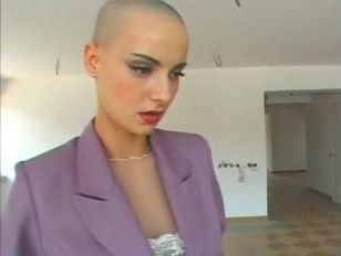 Youjizz shaved head woman