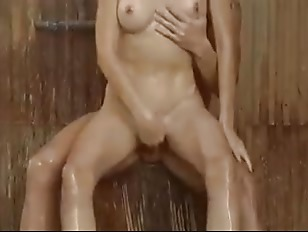 Julian and Vicca outdoor sex