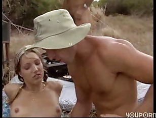 Fucking At The Nudist Camp