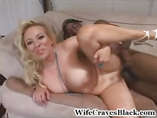 Wife craving black sex