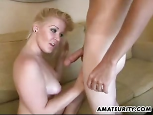 Picture Amateur Girlfriend Sucks And Fucks With Cum...