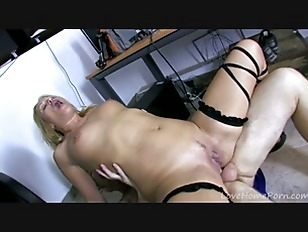Horny Blonde Needs More...
