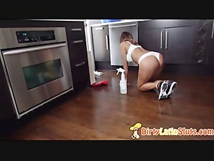 Picture Chachita Babe Sucks BigCock Stud