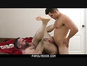 Straight Boy Tries Anal...