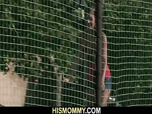 Picture Old Mom Seduces His GF For Pussy Licking And...