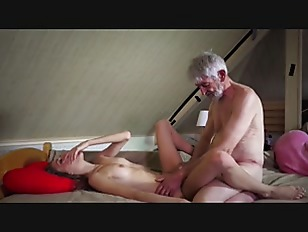 Young Small Tits Young Girl fuck by old man