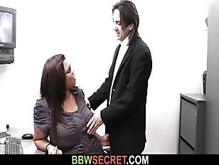 Picture Married Boss Seduces His Fat Ebony Secretary