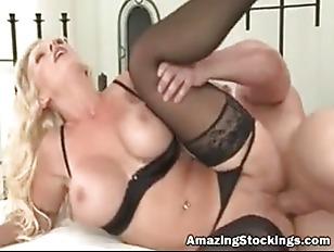 Amber Edlin In Black...