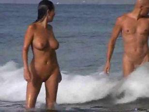 Voyeur Nudist Beach...