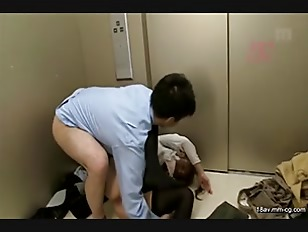 Picture Asian OL Fuck By 3 Men In Elevator
