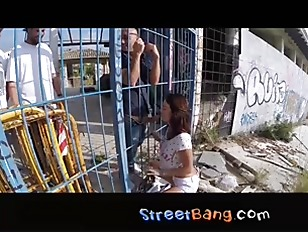 Picture Franceska Jaimes Public Anal Fuck P1
