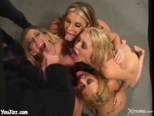 4 Cock Hungry Sluts...