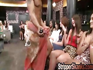 Picture Girls Going Gaga Over Cock