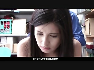 ShopLyfter Employee Gets Caught...