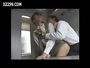 Picture Sexy Train Waitress Fucks Passenger