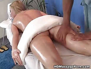Oil massage turned to...