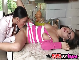 Rk-Moms Bang Teens...