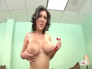 Busty Claire Dames With...