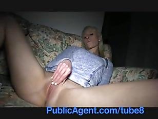 Blonde Lauras Ass Gets...