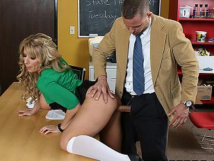 Naughty Student Fucked at...
