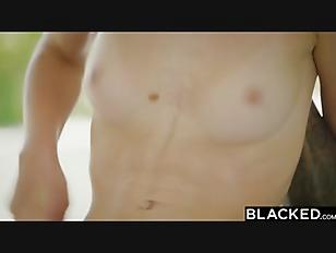 BLACKED Huge Black Cock...