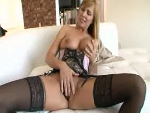 Sexy Milf Nicole Moore...
