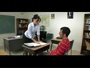 A Teachers Wet Tutoring...