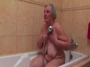 Only reserve Granny still loves sex