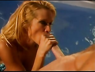 Jessica Drake Gives Blow...