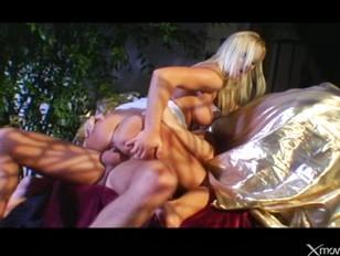 Ultra Hot Blonde Barbara...