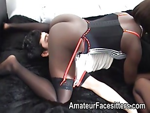 Black leady sex
