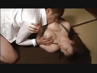 Breasty Oriental Sucks And...
