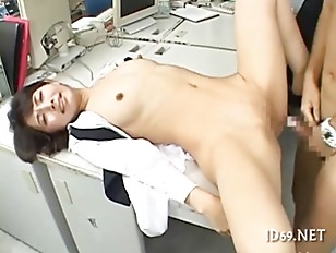 Whole Cutie Gets Licked...