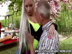 Teen With Daddy Issues...