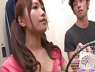 Sporty Girl Suzu Minamoto...