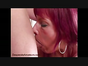 Desperate Amateurs casting Milf Angie squirting devine nervous hot mom wife needs money now