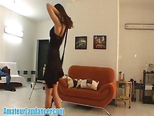 Picture Cute And Shy Czech Brunette Lapdances