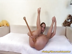 Anal Play...