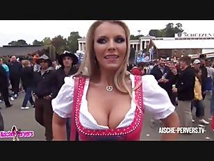 Oktoberfest aische pervers