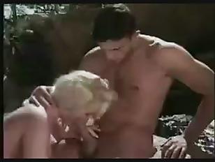 Blonde Pornstar Outdoor Sex...
