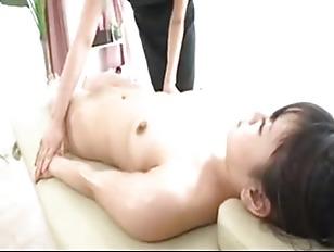 Japanese lesbian massage