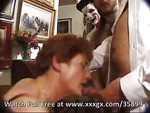 Picture Granny Takes On Five Cocks