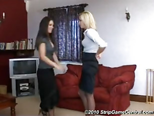 Picture Samantha And Jess Play Strip Tickle