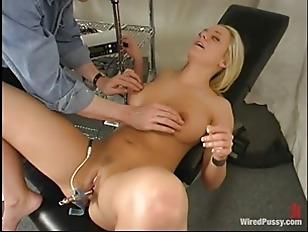 Sweet Cum Shot Gif Blonde
