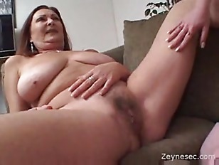 Pity, mature mother dominated