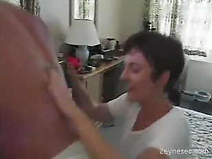 Picture British Wife In Homemade Fun